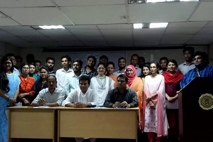 UODA arranges case study programme